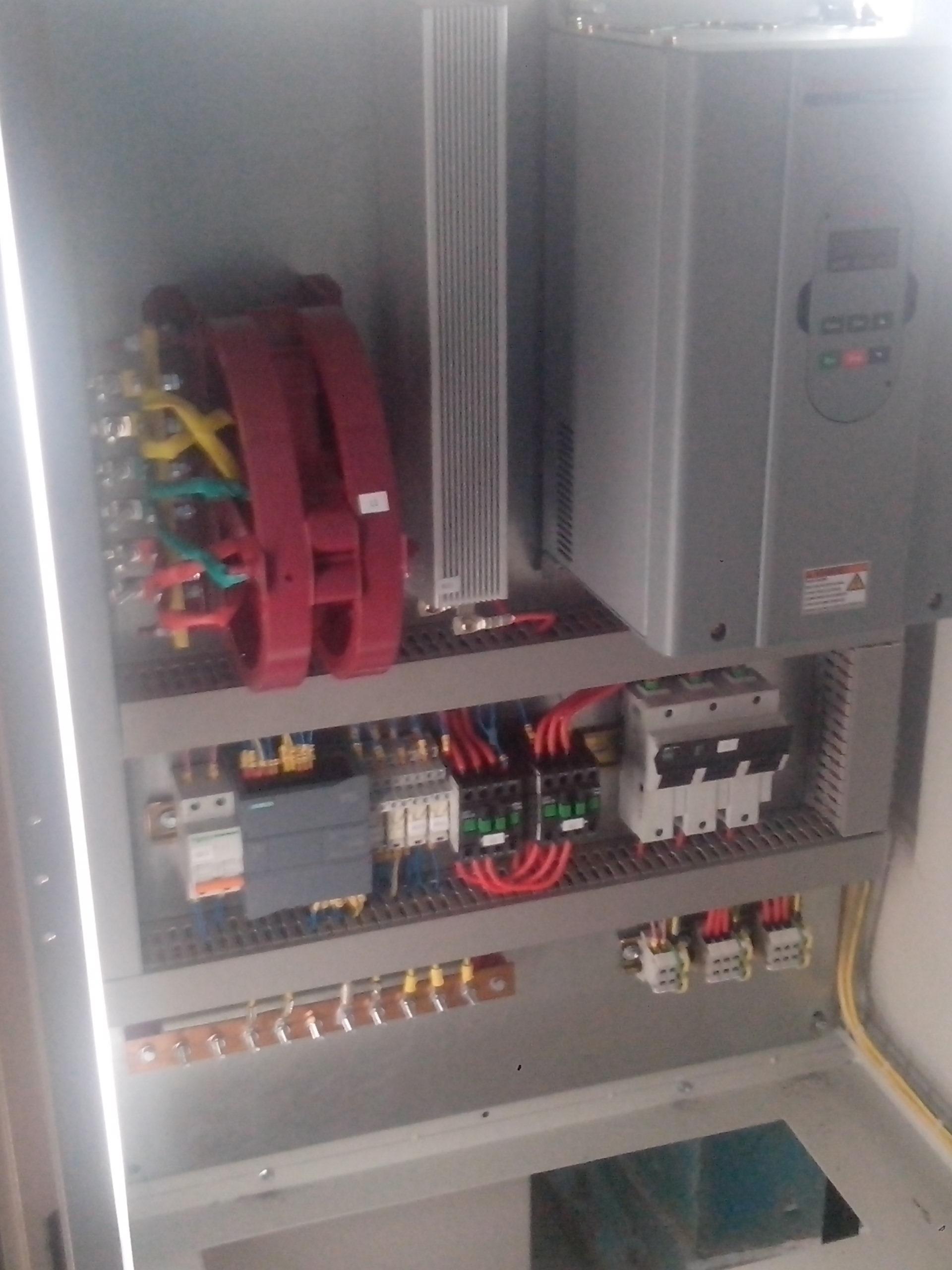 собираем шкафы управления с использованием частотных преобразователей