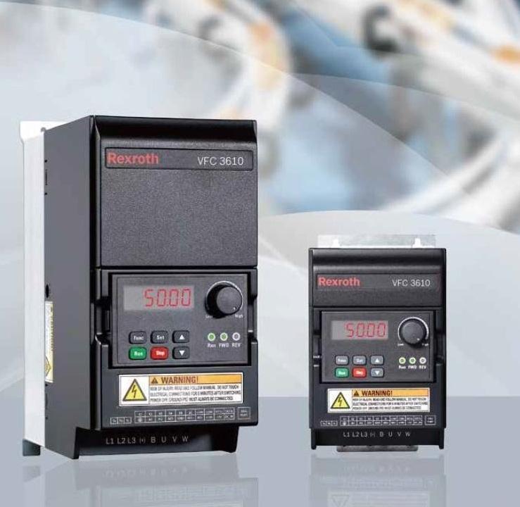 Bosch rexroth серии EFC 3600