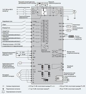 Frequency Converter Fe -Схема устройства