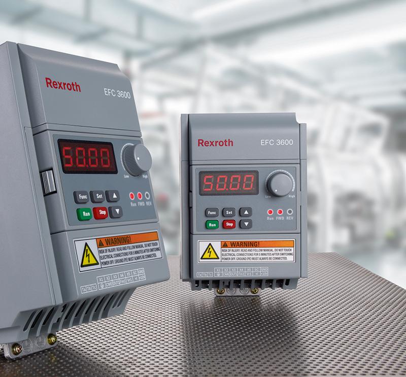 Частотные преобразователи серии EFC 3600 (однофазные, трехфазные)